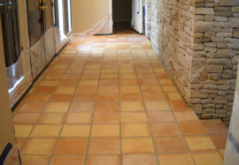Saltillo Floor Gets Facelift
