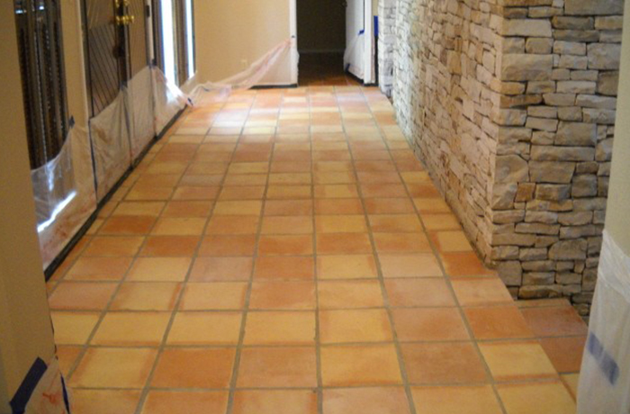 Mexican Tile Cleaning And Sealing Austin San Antonio Tx