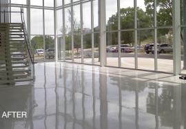 Glass-Like Concrete