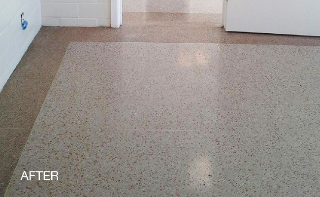 Terrazzo Honing Polishing And Sealing Austin TX - How to maintain terrazzo floors
