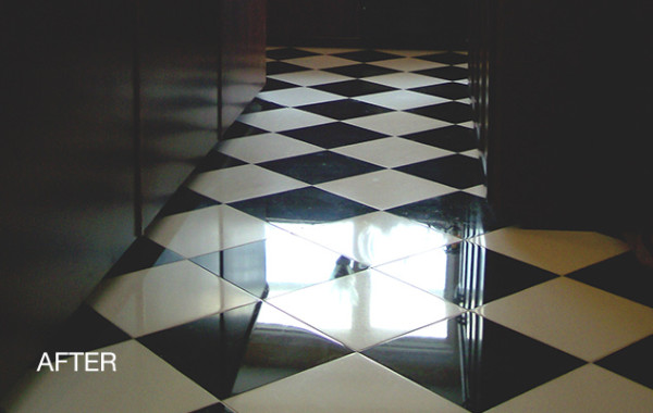 Marble Clarity Restored
