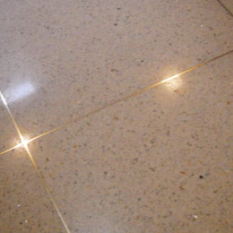 Stone Care of Texas terrazzo restoration