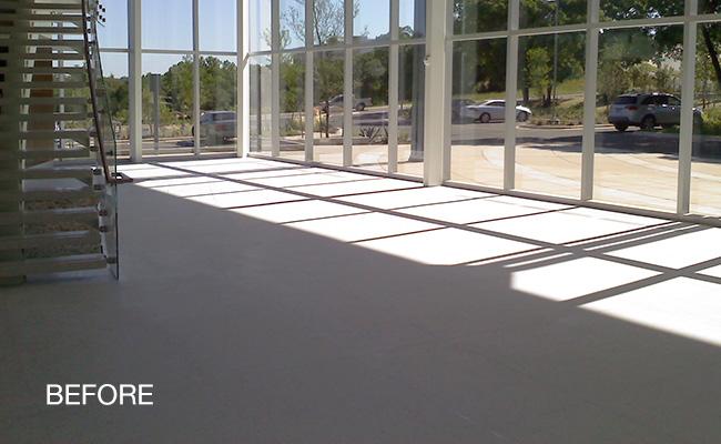 concrete-before