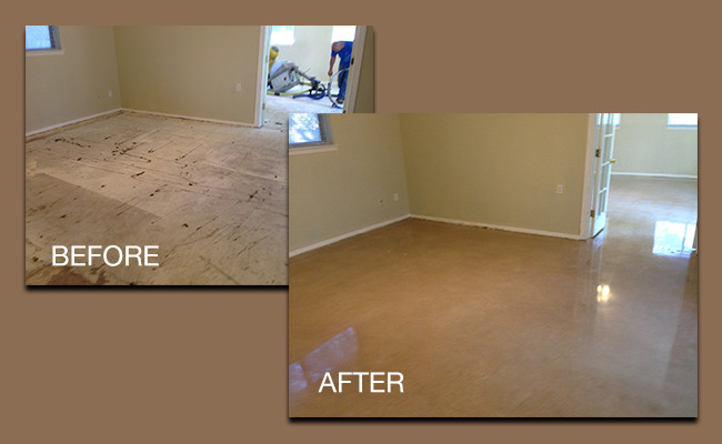 Concrete Floor Polishing Stonecare Of Texas Austin