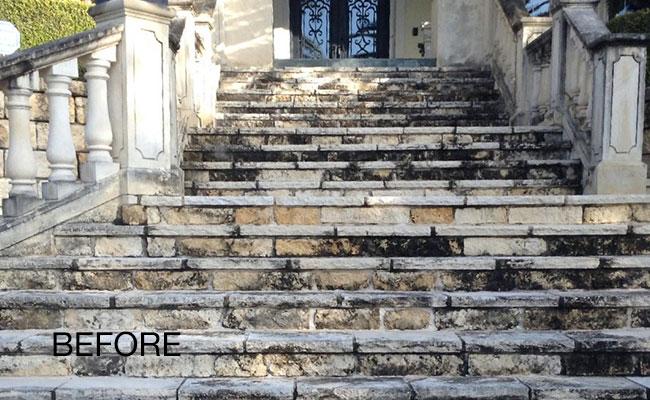 limestone-stairs-before