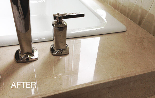 Marble Etch Removal